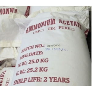 Technical grade Ammonium acetate